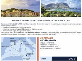 CRUCERO MEDITERRANEO ORIENTAL + 3 DIAS EN VENECIA