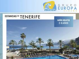 ESTANCIAS EN TENERIFE